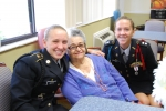 VISITING NURSING HOME VETERANS
